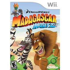 Madagascar Kartz (Nintendo Wii)