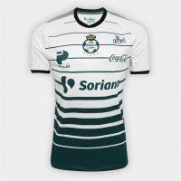 9322de3e4 Santos Laguna 2017-18 Season Home Liga MX Jersey Mx Jersey