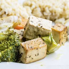 Tofu al forno con verdure #copap #agliobiancopiacentino #healthyfood #healthy #food #receips