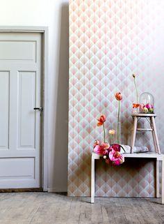 Mimou lanserar ny tapetkollektionen och keramiklampor ‹ Dansk inredning och design