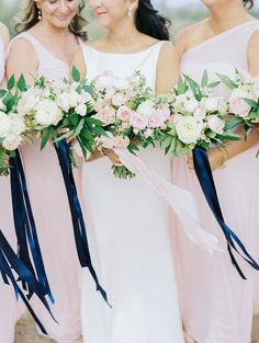 Bouquets galore for