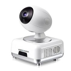 Amazon.com : DBPOWER 1280x720p Pan/Tilt Wireless Surveillance IP Camera with Two Way Audio, Mobile Remote Viewing Function : Camera & Photo