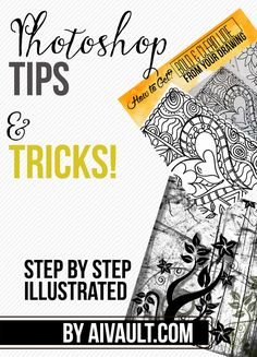 Here is a list of Photoshop tutorials and tips and tricks for using Photoshop in…