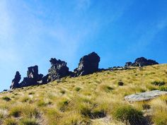 The rock structures in the New Zealand alpine environment are awesome. Orc fortresses rising above the tussocks. #queenstown #newzealand #nzmustdo #photooftheday #nz #tourism #photography #adventure #nature #photo #inspiration #nature #landscapes #instagood #instalife #travel #traveling #instatravel #instago #trip #holiday #fun #travelling #tourism #tourist #instapassport #instatraveling #mytravelgram #travelgram #travelingram
