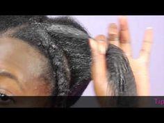 The LOC Method for Winter Natural Hair Care | Curly Nikki | Natural Hair Care      Liquid     Oil     Cream