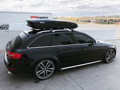 Show Me Your Box - the Roof Mounted Cargo Box Thread - Page 52 Jetta Wagon, Audi Wagon, Wagon Cars, Audi Sports Car, Cool Sports Cars, Audi Cars, Volkswagen Golf Variant, Vw Golf Variant, Car Roof Box