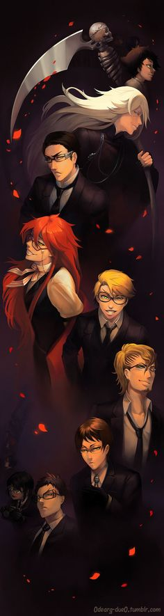 Black Butler: Roundelay by 0dearg-due0.deviantart.com on @DeviantArt