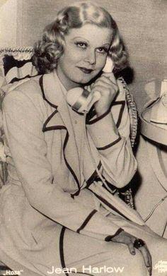 Jean Harlow, 1937