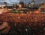 Folha de S.Paulo - Cotidiano - Em protesto de SP, maioria não tem partido, diz Datafolha - 18/06/2013