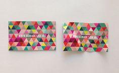 30 wonderful (new) business cards - Best of July 2013 - Blog of Francesco Mugnai