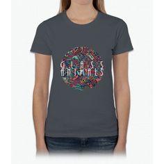 Glass Animals Womens T-Shirt