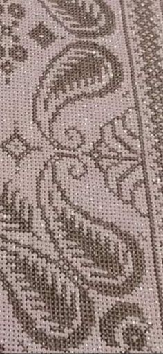 Cross Stitches, Rugs, Punto De Cruz, Dots, Patterns, Farmhouse Rugs, Seed Stitch, Crochet Stitches, Counted Cross Stitches
