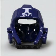 JCALICU HEAD GUARD - BLUE WTF APPROVED Martial Arts, Blue, Martial Art, Combat Sport