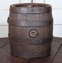 Antique Wine Cask