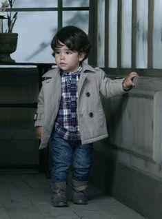 Baby fall fashion