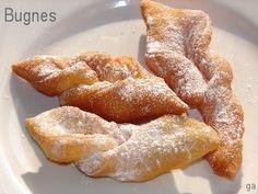 "Dolci di Carnevale: le ""bugnes"" frittelle francesi | Ricette di ButtaLaPasta"