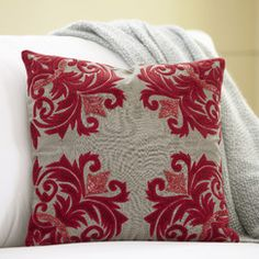Birch Lane:  Fallon Beaded Pillow Cover