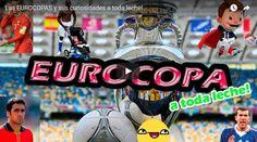 Las EUROCOPAS y sus curiosidades a toda leche! Usa tu Facebook para comentar Relacionado
