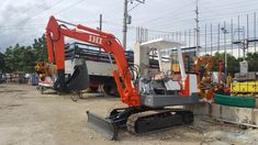 Japan Surplus IHI mini excavator Mini Excavator, Trucks, Japan, Truck, Cars