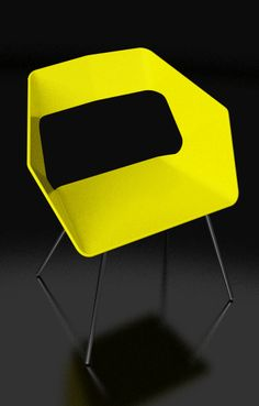 Tessilate chair by Orange22 Design