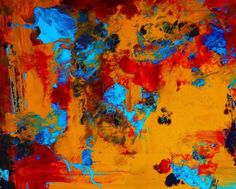 Fredy Holzer #art #artist #artwork #abstractart #abstractpainting #contemporaryart #expressionist