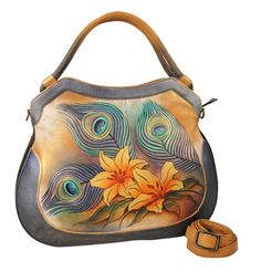 Peacock Lily Large Convertible & Expandable Shopper NOW ONLY $326