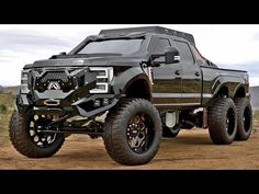 Ford Super Duty Tuning Diesel Brothers 38 photo - Everything About Off-Road Vehicles Chevy Trucks, Jacked Up Trucks, Ford Pickup Trucks, Big Rig Trucks, Chevy C10, Cool Trucks, Ford Diesel, Diesel Trucks, Pickup Auto