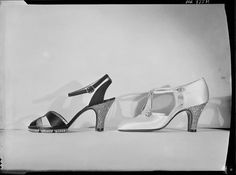 1929 | André Perugia shoes  Photograph by Roger Parry  Source: Europeana