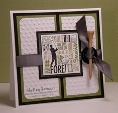 Stampin' Garden: On The Green