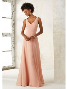 Mori Lee bridesmaid dress style 21513 available online for purchase. Mori Lee Bridesmaid Dresses, Bridal Dresses, Prom Dresses, Junior Bridesmaids, Bridesmaid Ideas, Long Dresses, Kelsey Rose, Chiffon Gown, Outfits