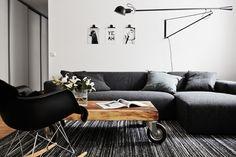 Living Room, Styling by Pella Hedeby | Scandinavian Deko