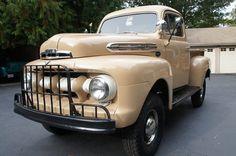 1951 Ford F1 Marmon Herrington 4×4