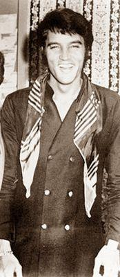 Elvis Backstage International Hotel 1969