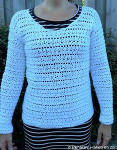 Gehaakte Trui Dames.24 Beste Afbeeldingen Van Gehaakte Trui Patronen Crochet Clothes