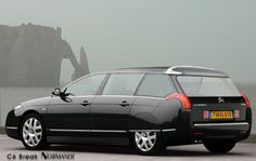 Citroen C6 Break