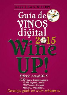 Portada de la Guía Wine Up! 2015