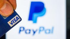 Milliardenschwere Zusammenarbeit: Paypal und Visa fordern Platzhirsche heraus