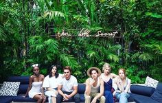 KJA + Ashleigh Murray, Camila Mendes, Cole Sprouse, Lili Reinhart + Madelaine Petsch