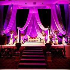 Wedding Decor Inspiration - Shampan Events - Adam & Dalilah's Nikah - Flora Etc - Johan & Welming