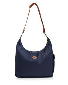 5ffbc8ca927e Longchamp Hobo - Le Pliage Handbags - Bloomingdale s