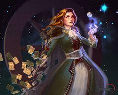 Lady Luck by anotherdamian.deviantart.com on @DeviantArt