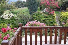 Un jardin au fil des saisons