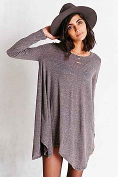 High Low, Tunic + Striped Tees   Dresses - Urban Outfitters