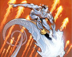 Iceman by Greg Land