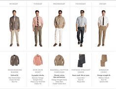 (@ Banana Republic) // 5 Days of Style with 5 Key Pieces