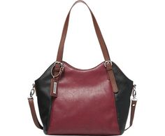 Hush Puppies Emme Color Blocked Tote; $44.99