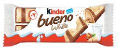 Διαγωνισμός Kinder Bueno με δώρο τα αγαπημένα τους Bueno White σε δέκα (10) τυχερούς http://getlink.saveandwin.gr/8XL