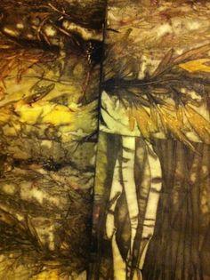 artist India flint - botanical and palette inspiration
