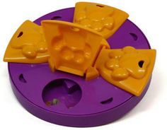 Kyjen Paw Flapper Puzzle Dog Toy