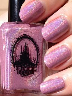 """Amazing polish! Gotta find where to get it; very cool """"Enchanted Polish - September 2013"""""""